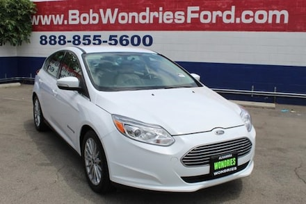 2016 Ford Focus Electric Base Hatchback
