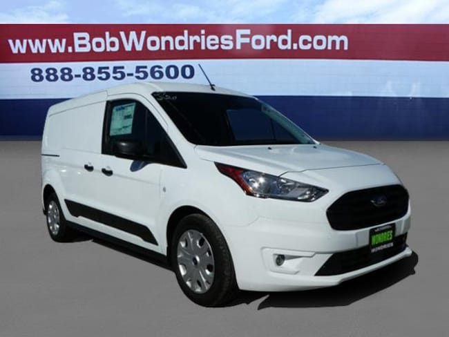 Bob Wondries Ford >> New 2019 Ford Transit Connect For Sale At Bob Wondries Ford