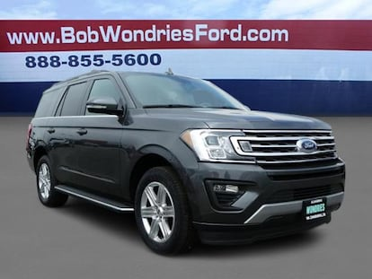 Bob Wondries Ford >> New 2019 Ford Expedition For Sale At Bob Wondries Ford Vin