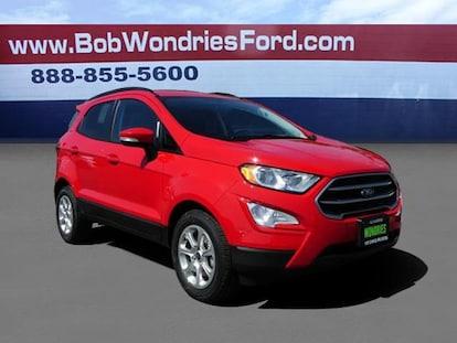 Bob Wondries Ford >> New 2019 Ford Ecosport For Sale At Bob Wondries Ford Vin