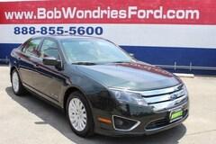 2010 Ford Fusion Hybrid Base Sedan