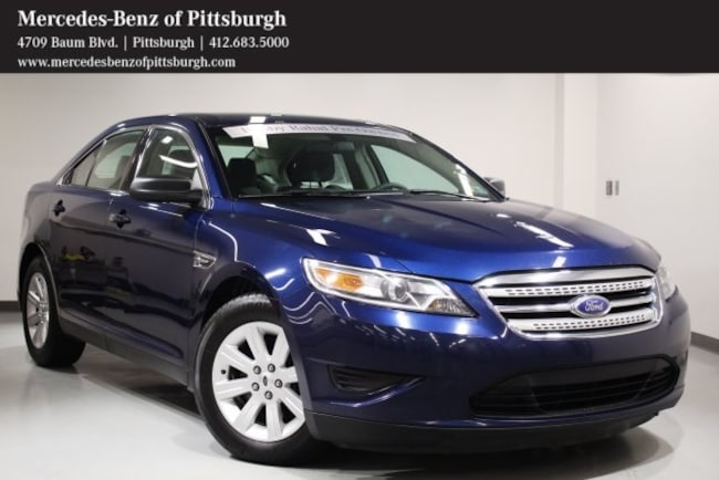 Used 2012 Ford Taurus For Sale at Bobby Rahal Automotive