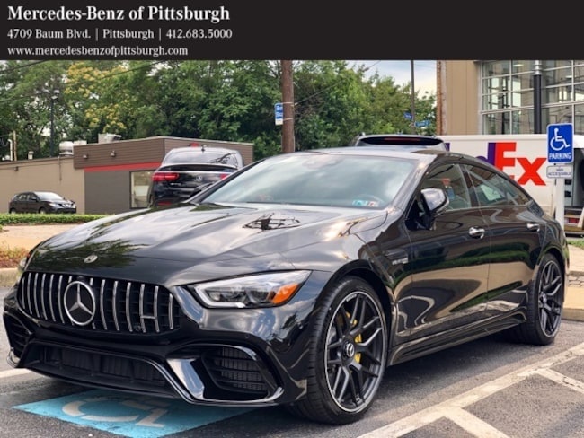 2019 Mercedes-Benz AMG® GT S Hatchback