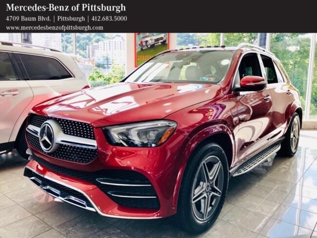 2020 Mercedes-Benz GLE GLE 350 SUV