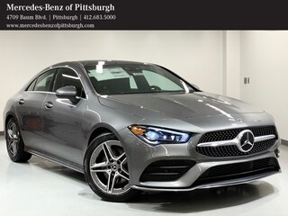 2020 Mercedes-Benz CLA 250 4MATIC Coupe