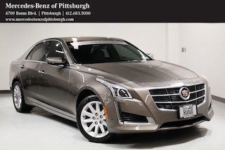 2014 CADILLAC CTS 2.0L Turbo Sedan