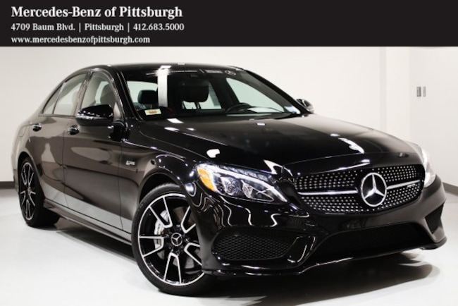 2017 Mercedes-Benz C-Class C 43 AMG® Sedan
