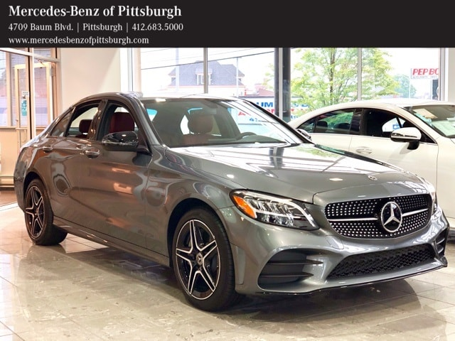 Bobby Rahal Mercedes >> New 2019 Mercedes Benz C Class For Sale At Bobby Rahal