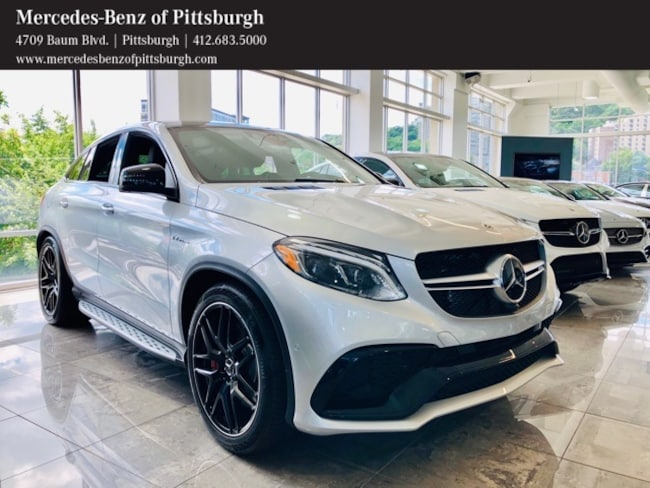 2019 Mercedes-Benz GLE GLE 63 AMG® SUV