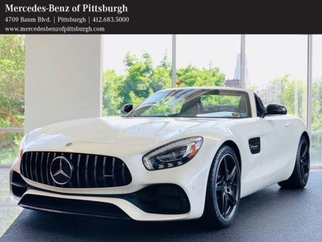 2018 Mercedes-Benz AMG® GT Base Convertible