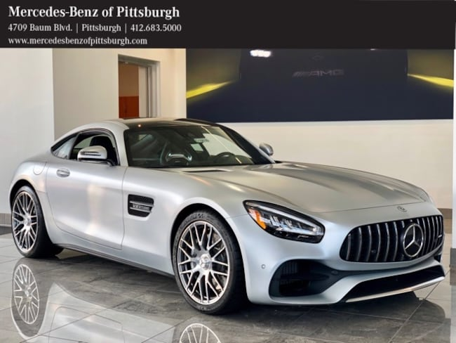 2020 Mercedes-Benz AMG® GT Base Coupe