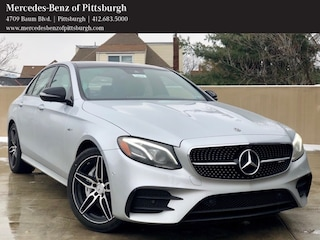 2019 Mercedes-Benz E-Class E 53 AMG® Sedan