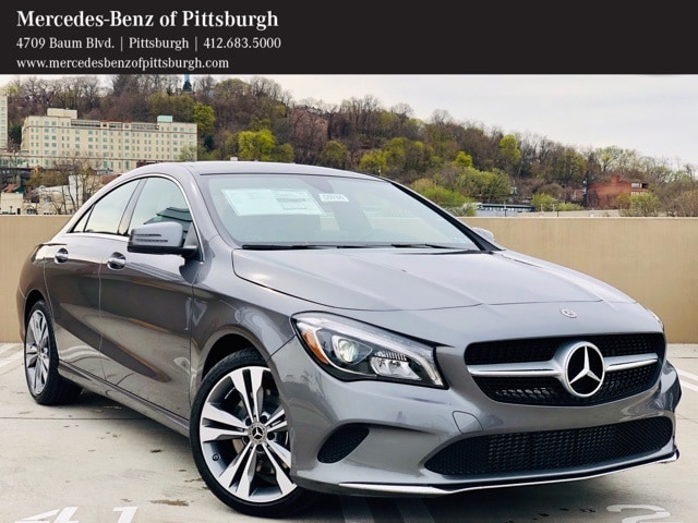 Bobby Rahal Mercedes >> New 2019 Mercedes Benz Cla For Sale At Bobby Rahal