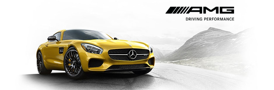 AMG Performance Center | Mercedes-Benz of Pittsburgh