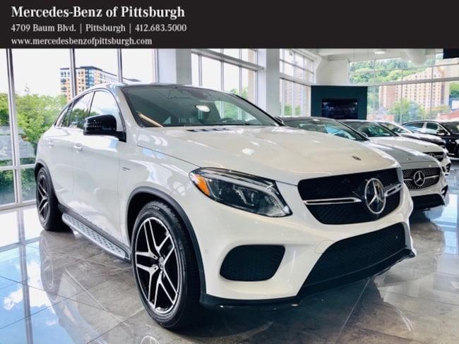 2019 Mercedes-Benz GLE GLE 43 AMG® SUV