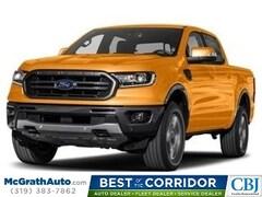 2019 Ford Ranger Lariat Truck Crew Cab