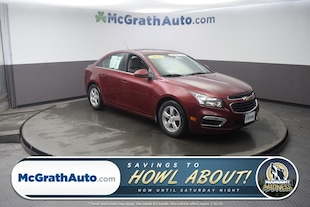 2016 Chevrolet Cruze Limited 1LT Sedan