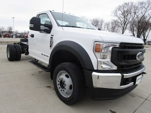 2020 Ford S-DTY F-550 XL Commercial-truck