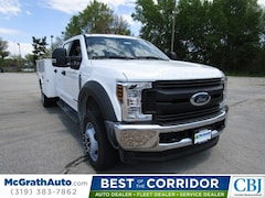 2019 Ford F-550SD XL Truck Crew Cab
