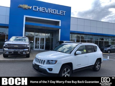 2017 Jeep Compass High Altitude 4x4 *Ltd Avail* Sport Utility
