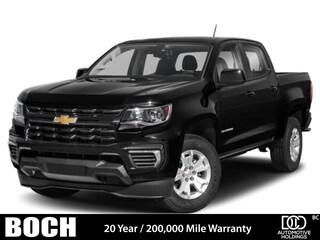 2021 Chevrolet Colorado LT Truck
