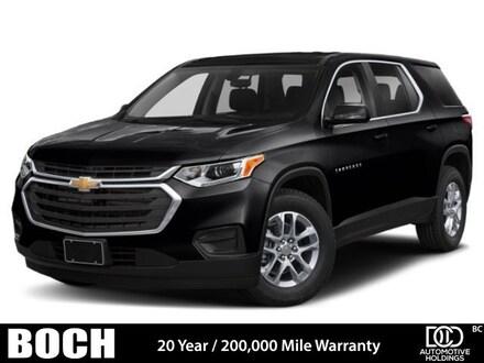 2020 Chevrolet Traverse LS SUV