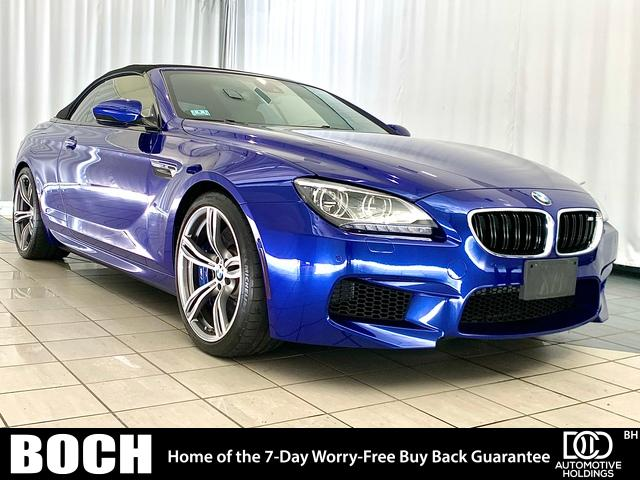 Used 2012 Bmw M6 For Sale At Boch Vin Wbslz9c56cc985690