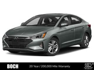 2020 Hyundai Elantra Limited IVT Sulev Car