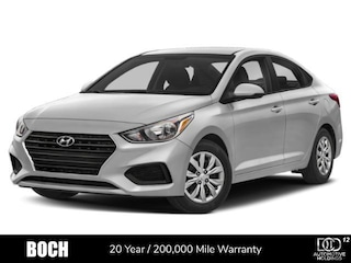 2019 Hyundai Accent Limited Sedan Auto Car