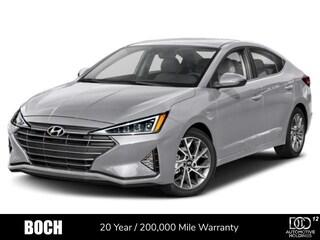 2019 Hyundai Elantra Limited Auto Sulev Car