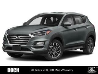 2020 Hyundai Tucson Limited AWD Sport Utility