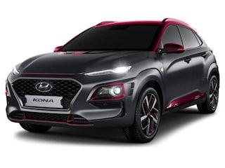 2019 Hyundai Kona Iron Man 1.6T DCT AWD Sport Utility