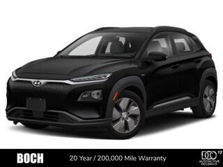2019 Hyundai Kona EV Limited FWD Sport Utility