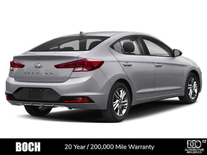 New 2020 Hyundai Elantra For Sale at Boch Hyundai   VIN: 5NPD84LF6LH521068