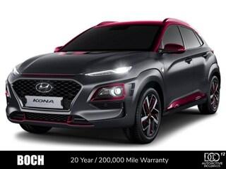 2019 Hyundai Kona Iron Man DCT AWD Sport Utility