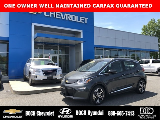2017 Chevrolet Bolt EV Premier Wagon