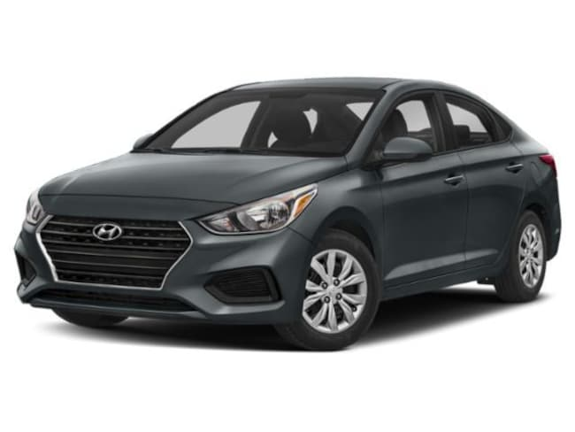 2019 Hyundai Accent SE Sedan Auto Car