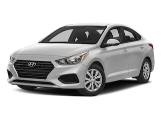 2018 Hyundai Accent SE Sedan Manual Car