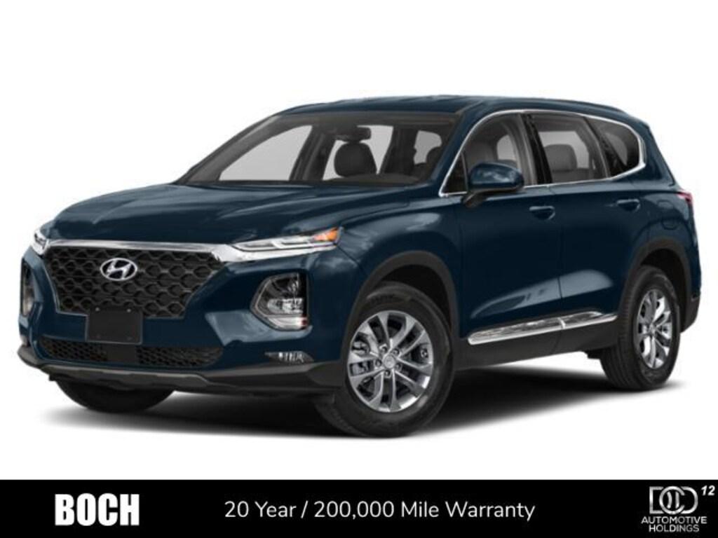 New 2020 Hyundai Santa Fe For Sale at Boch Hyundai   VIN: 5NMS3CAD7LH152946