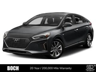 2019 Hyundai Ioniq Hybrid Limited Hatchback Car