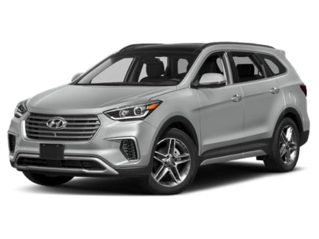 2019 Hyundai Santa Fe XL Limited Ultimate AWD Sport Utility