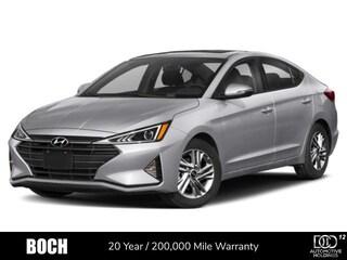 2020 Hyundai Elantra ECO DCT Car
