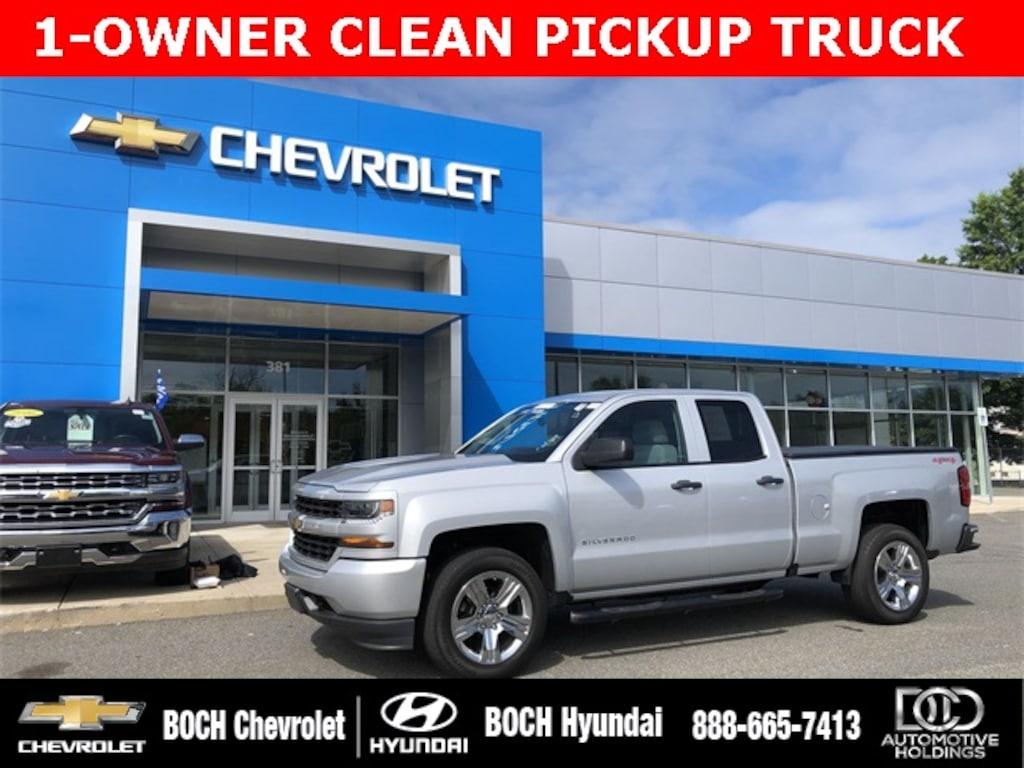 Used 2016 Chevrolet Silverado 1500 For Sale at Boch Hyundai | VIN:  1GCVKPEH4GZ365875