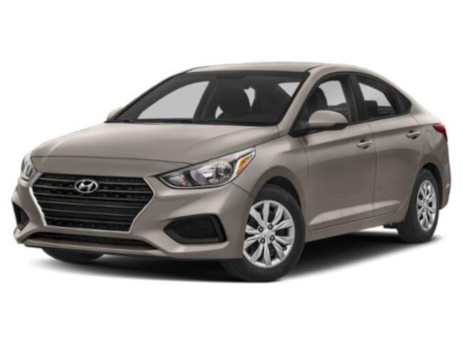 2019 Hyundai Accent SE Sedan Auto Car