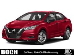 2020 Nissan Versa SV CVT Car