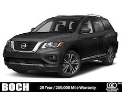 2020 Nissan Pathfinder 4x4 Platinum Sport Utility