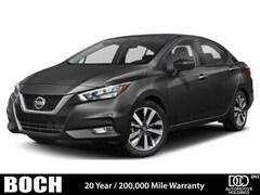 2020 Nissan Versa SR CVT Car