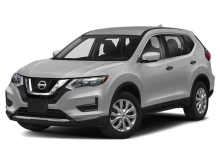 2020 Nissan Rogue AWD S Sport Utility