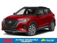 2021 Nissan Kicks SR FWD Sport Utility