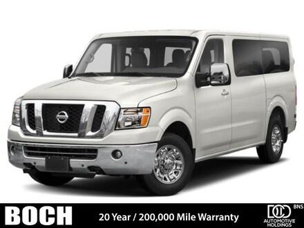 2020 Nissan NV Passenger NV3500 HD S V6 Full-size Passenger Van
